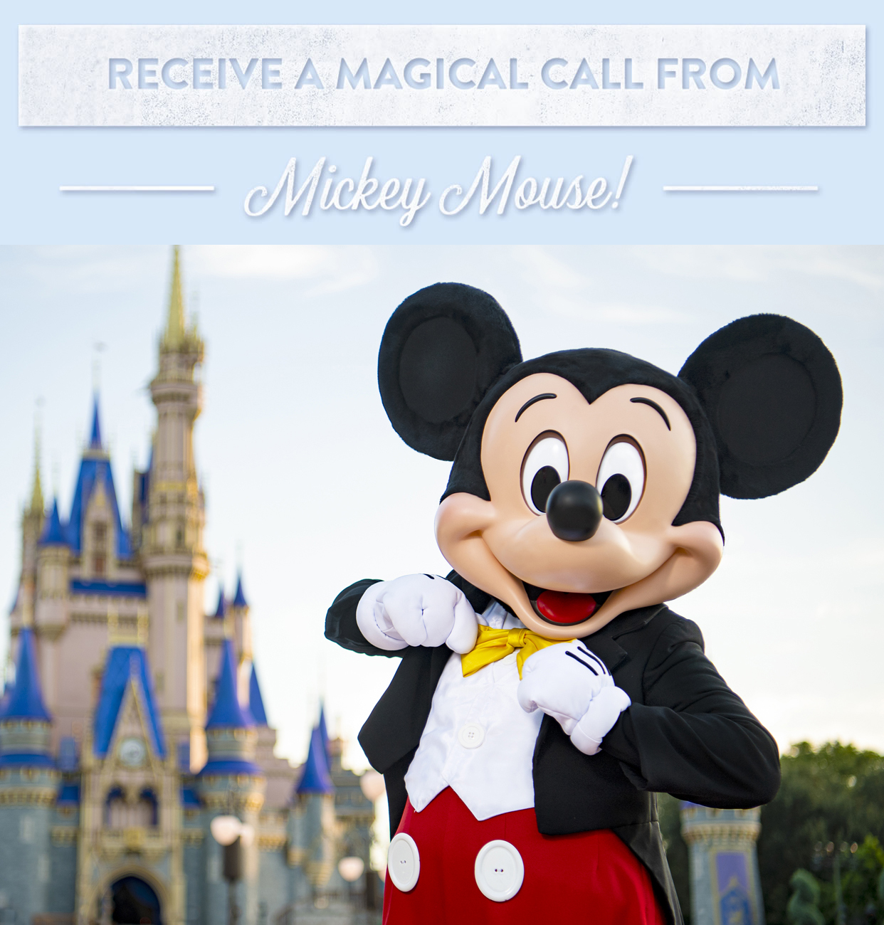 Mickey Mouse hero image